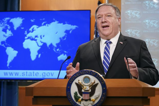 Pompeo says USA to use 'every tool' to free Americans in Venezuela
