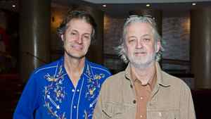 Jim Cuddy (left) and Greg Keelor of Blue Rodeo
