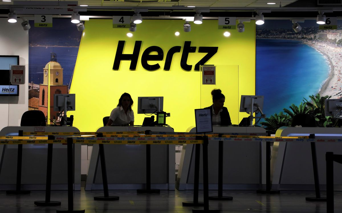 Carl Icahn exits Hertz with significant loss after...