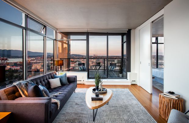 One-bedroom Gastown condo draws multiple offers