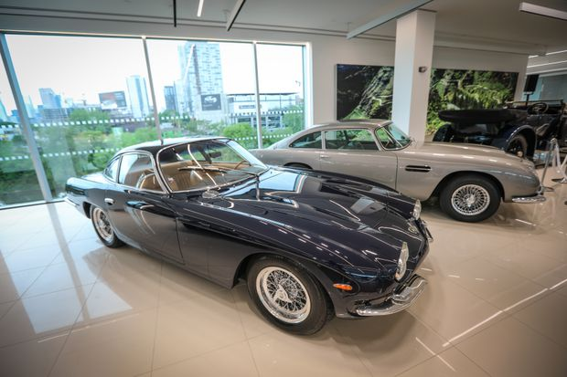 Sales Of Superluxury Vehicles Are Taking Off In Canada The Globe