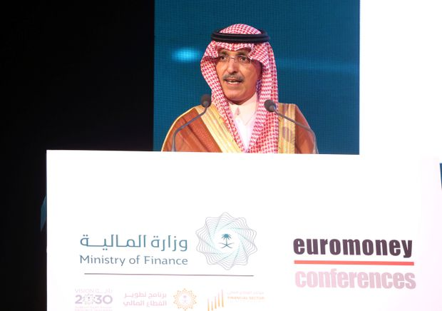 Saudi finance minister sees weaker 2019 GDP growth due to OPEC-led cuts