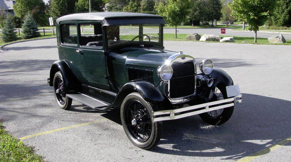 In photos: The 10 oldest cars to bid on in Toronto auction - The ...