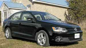 2011 VW Jetta Credit: Bob English for The Globe and Mail