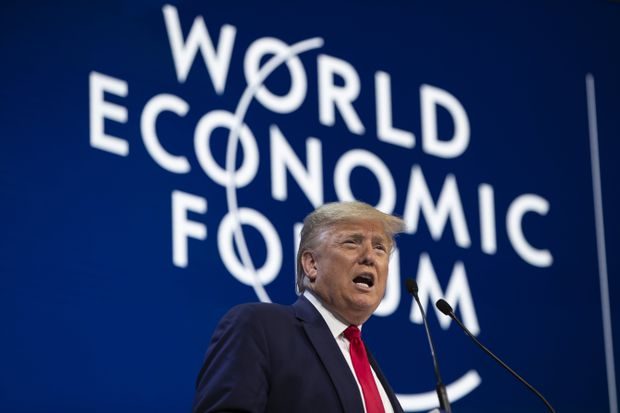 Donald Trump condemned climate activists at Davos. His hero Maggie Thatcher would not have done the same