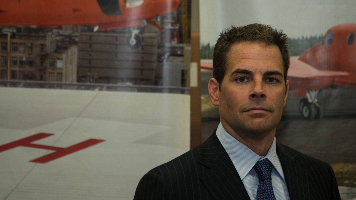 Chris Mazza was terminated as CEO of Ornge, which is currently under a criminal probe for 'financial irregularities.'