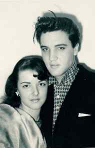 PROFILE Elvis in Love Vision, 10 p.m. ET, 7 p.m. PT Millions of women fantasized about Elvis Presley, but he never found true love in his lifetime. This offbeat special rewinds the music legend's life and times entirely from the romantic perspective. Much attention is paid to his early years spent in Tupelo, Miss. and Memphis, when women first took notice of his brooding good looks and swivelin' hips. The program reveals how the King's marriage to the younger Priscilla Beaulieu was pretty much an arranged sham and includes an interview with Presley's former girlfriend Sandie Kaye Stevens, who was only 13 when she entered into a relationship with the pop legend. Mercy.