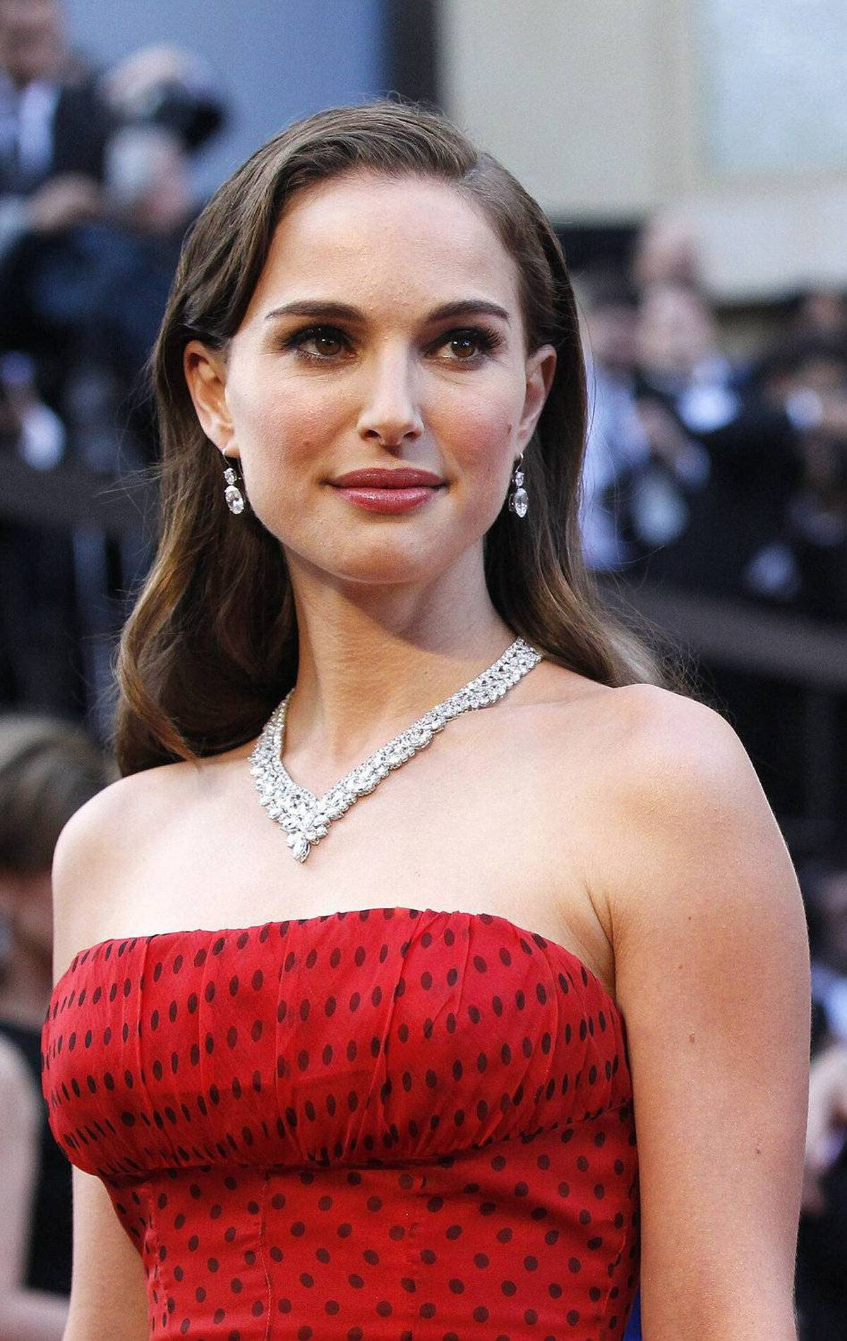 NATALIE PORTMAN 'I've been trying to look more like a lady recently. I used to be happy in a T-shirt and sweatpants, and now I feel like I want to make myself a little more grown-up - now that I'm a mom.' Source: Women's Wear Daily