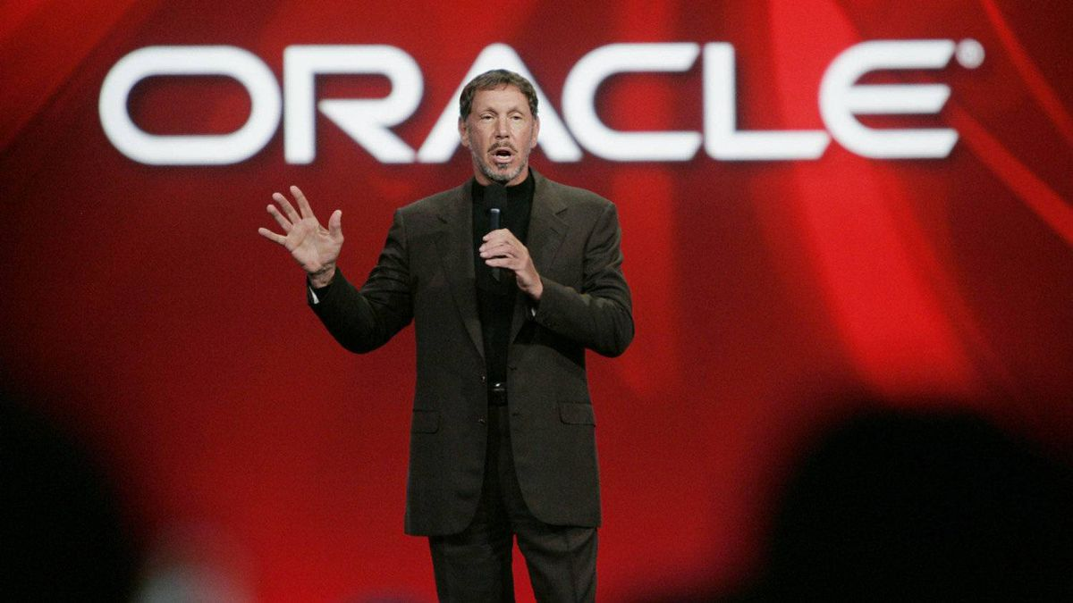 After orchestrating a series of acquisitions, Oracle boss Larry Ellison has seen his company's stock price swing both ways, knocking his net worth down by $3.5-billion (U.S.) to $36-billion.