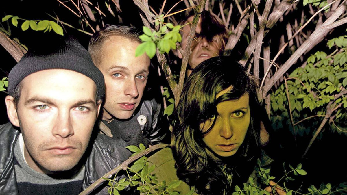 The band Teenanger.