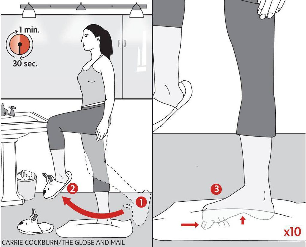 Stealth Workout: Pillow-powered