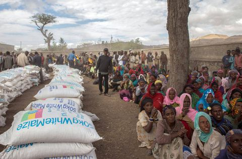 U S  pledges $97-million to fight Ethiopia drought - The