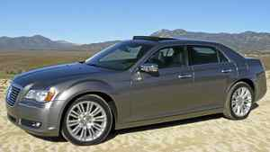 2011 Chrysler 300 Petrina Gentile for The Globe and Mail