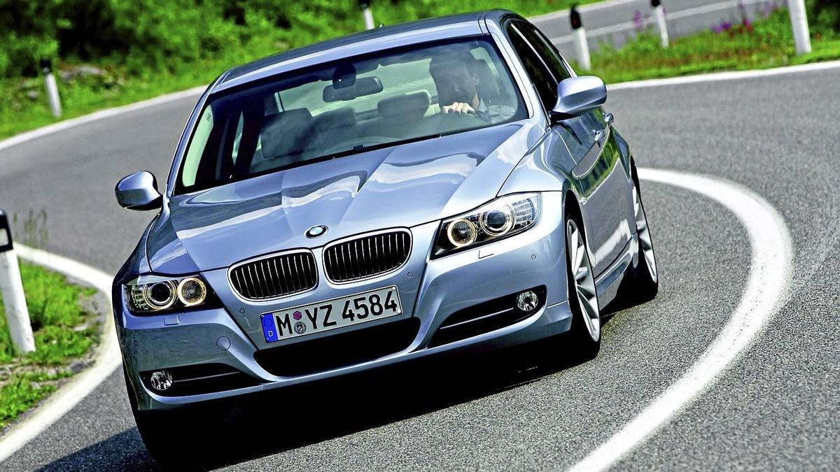 BMW 3-Series__Credit: BMW