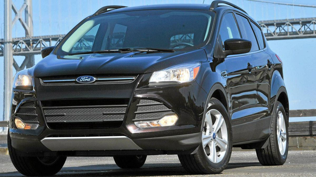 The 2013 Ford Escape.