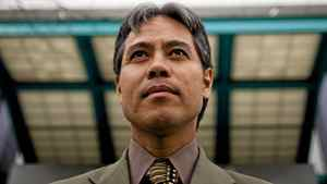 Evan Adams, Deputy Provincial Health Officer, is photographed outside the B.C. Centre for Disease Control in Vancouver, Friday, April 13, 2012.