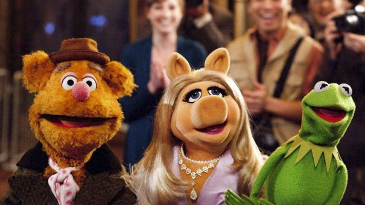 The Muppets (Nov. 23) Jason Segel (also a co-writer) and Amy Adams play the humans who set out to reunite Kermit, Fozzie Bear and Miss Piggy. The gang learns it's not easy raising green, as they look to rustle up $10-million to save the Muppet theatre from an oil driller. 4/5