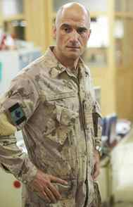 DRAMA Combat Hospital ABC, Global, 10 p.m. Bringing its first summer run to a close tonight, and unlikely to return for another season, this medical drama series is set in the killing fields of Kandahar, but was really filmed in the Toronto suburb of Etobicoke. The storyline follows the earnest doctors toiling at a military hospital, with film veteran Elias Koteas leading the cast as the no-nonsense Colonel Marks. In tonight's closer, the hospital's women's clinic sustains a vicious attack by an unknown assailant, thereby creating an ethical conundrum for the medics: How do they take care of their own, while also fighting to save the life of their attacker?