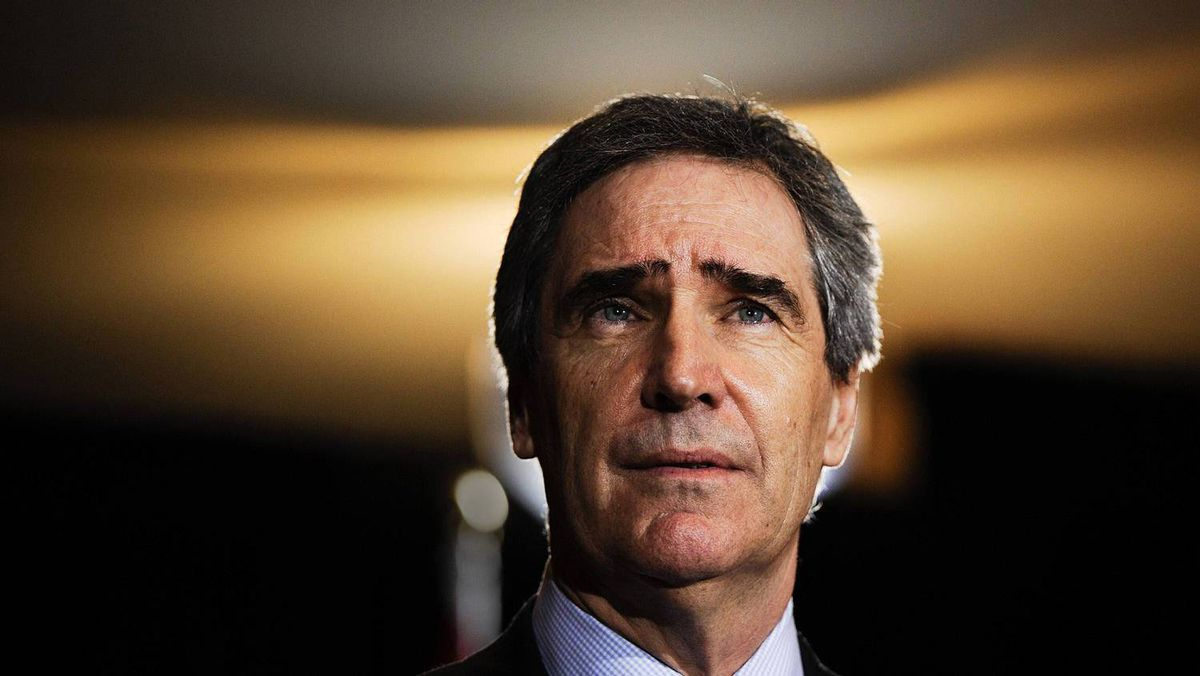 As a celebrated writer and academic, Michael Ignatieff was a lifelong onlooker.