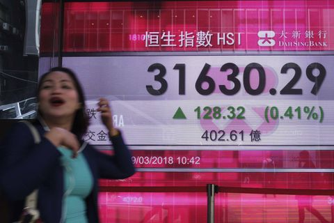 Asian shares mixed as some recover from earlier slump