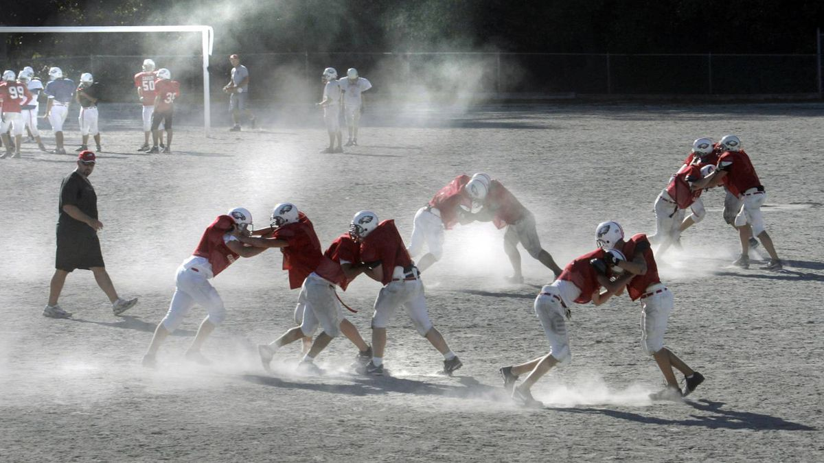 High school football in North Vancouver, British Columbia. (file photo)