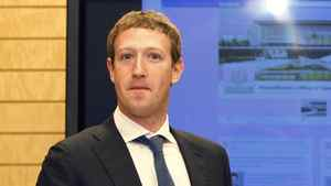 After Facebook's IPO, founder Mark Zuckerberg will still control more than 57 per cent of the company.