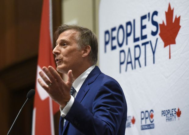 People's Party outlines seats with prominent candidates in bid to enter debates