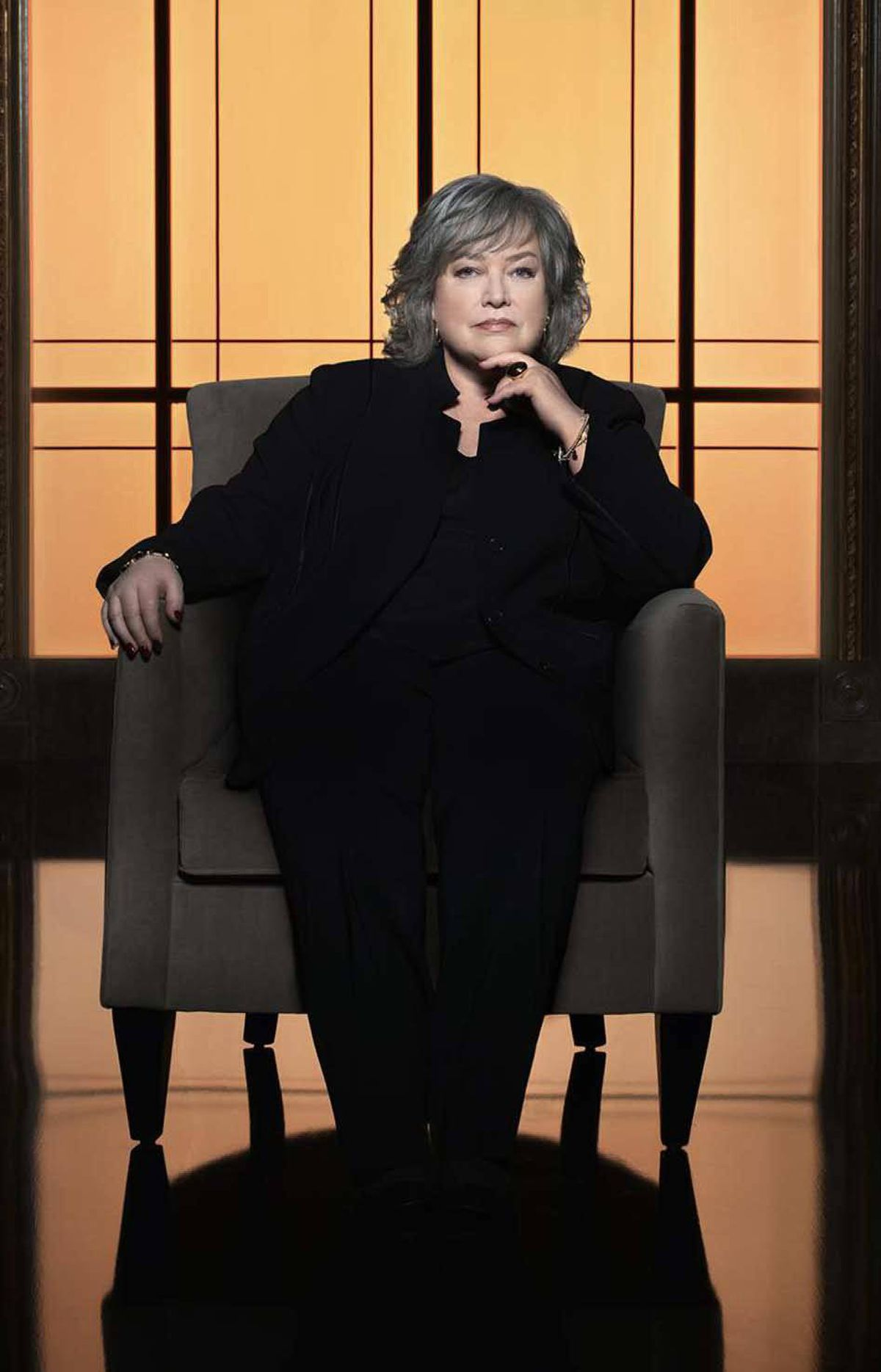 DRAMA Harry's Law NBC, Global, 9 p.m. The danger of sports-related head concussions has been dominating the news in recent months and now it has trickled down to network television. In tonight's new episode, storefront lawyer Harry (Kathy Bates) argues on the behalf of parents whose son died after sustaining a concussive head blow while playing high school football. At the same time, Harry's legal colleague Tommy (Christopher McDonald) takes the case a struggling single mother who robbed a bank to pay her bills. Don't get any ideas.