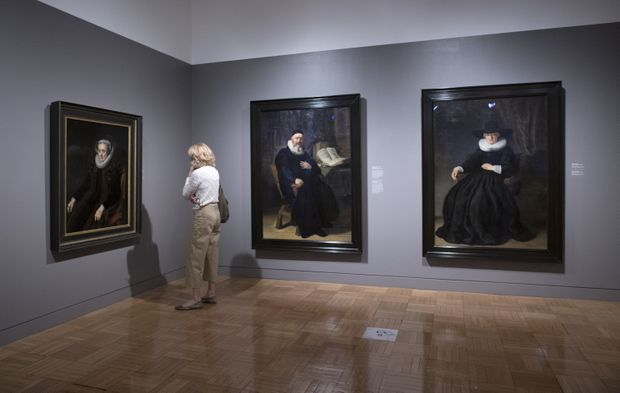 ROM's In the Age of Rembrandt gets history down to a fine art