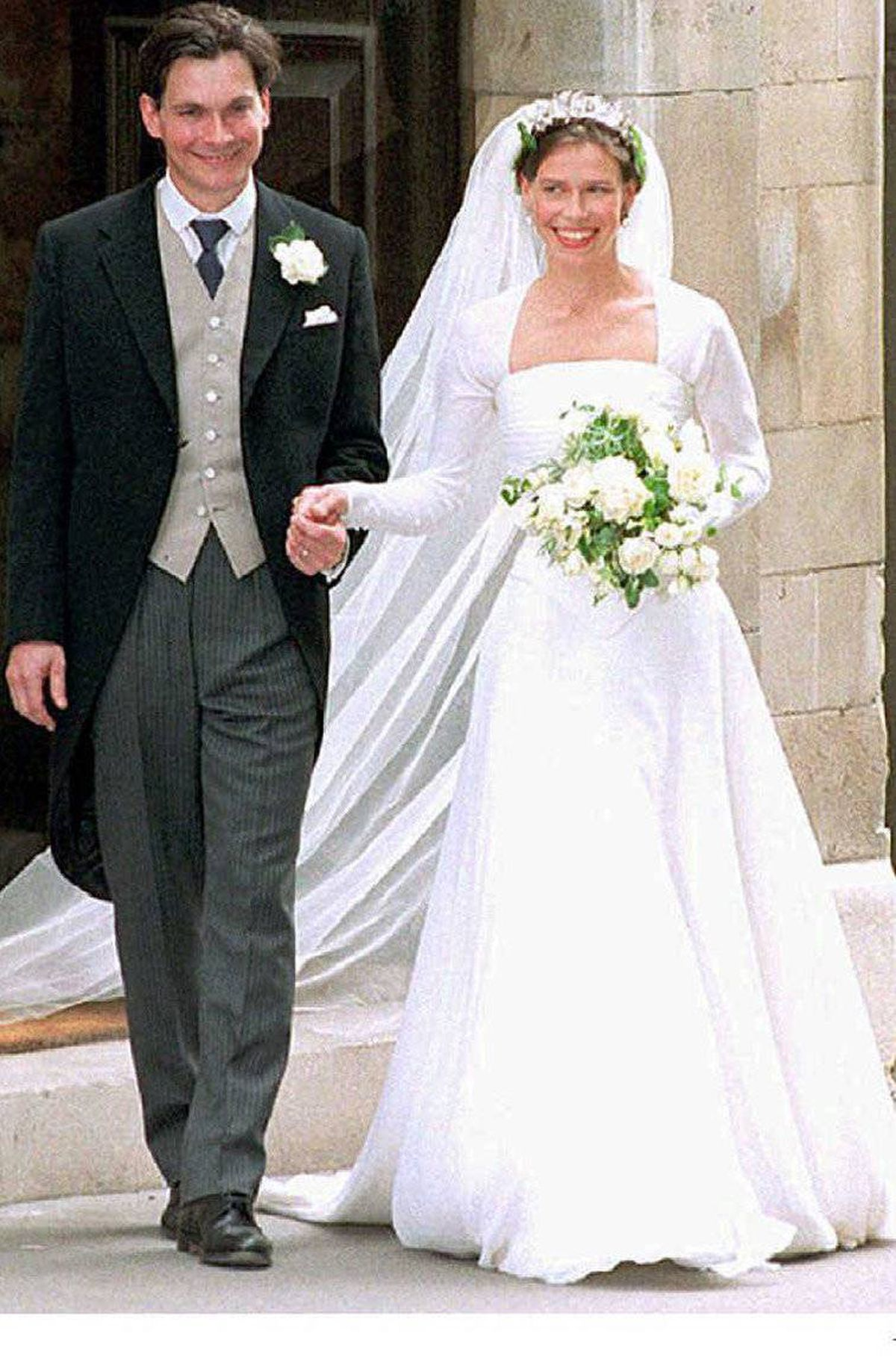 History of the royal wedding gown - The Globe and Mail