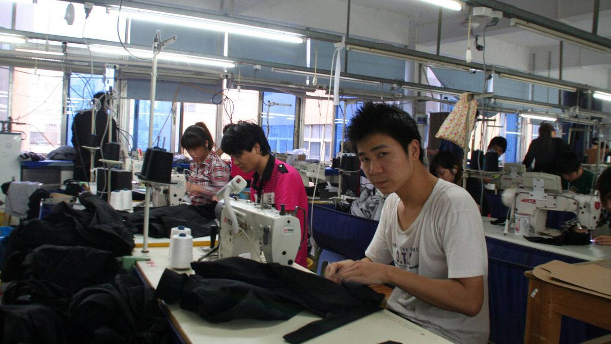 Chinese factories, facing rising costs and shrinking margins, are looking at outsourcing to overseas locations with lower wages.