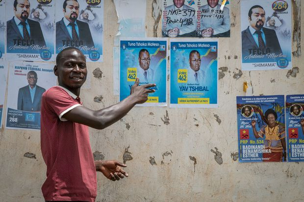 Congo election delayed again, sparking fears of rigged vote