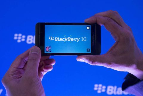 At the open: BlackBerry sinks further below Fairfax deal price