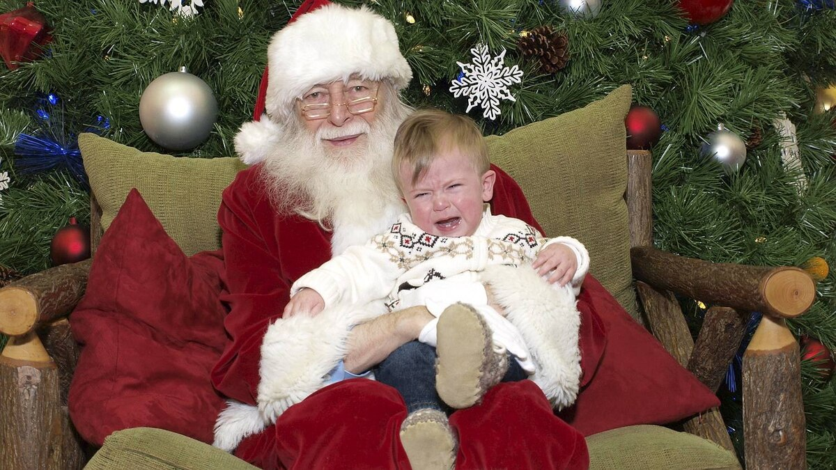 Kim Mitchell photo: Like Mother, like Son - This picture was taken on December 5, 2010 of my son at 11 months :)
