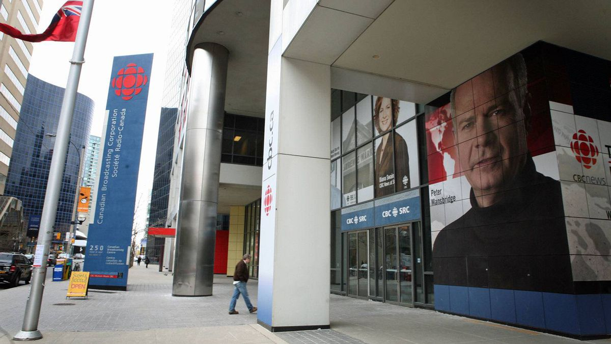 The Canadian Broadcasting Corp., with its national headquarters in Toronto, receives $1.1-billion in public funding each year.