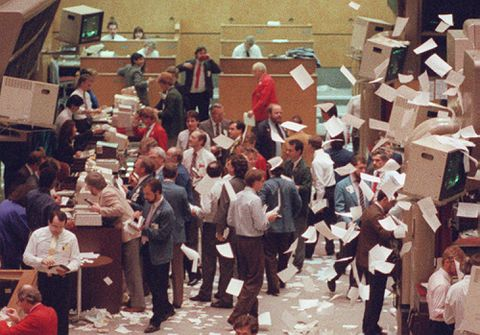 Why the FTSE doesn't look expensive 30 years since Black Monday
