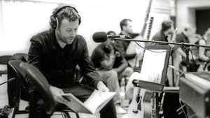 Damon Albarn at work