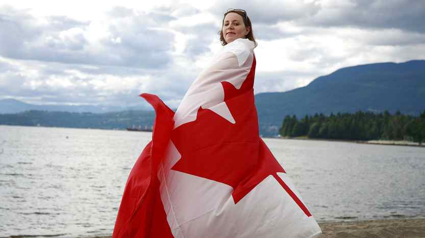 American-born Kaisa McCandless is becoming a Canadian citizen at a ceremony Saturday on the Musqueam reserve.
