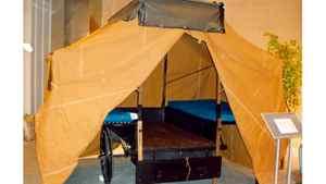 1916 cozy Camper TT