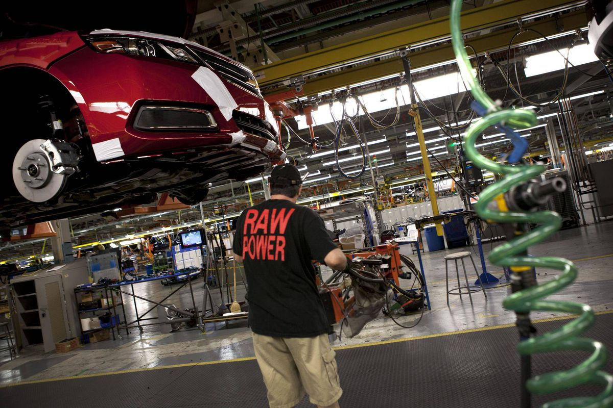 general motors company the automotive industry A case study was performed on a general motors (gm) manufacturing facility to evaluate demand and response offers from a local utility company to demonstrate the utility of this.