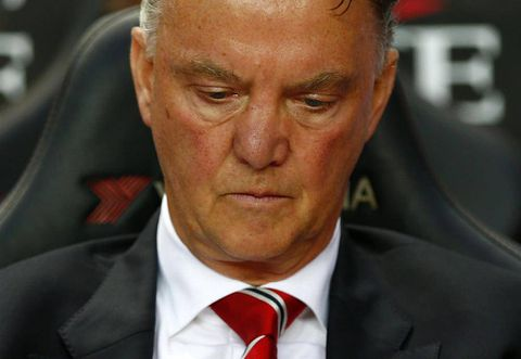 Van Gaal facing serious questions after humiliating exit in League Cup