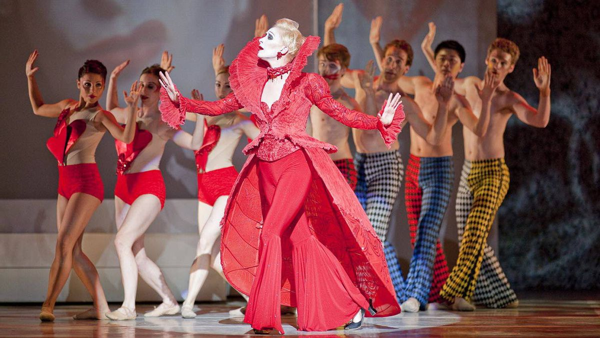 The Royal Winnipeg Ballet's production of Wonderland.