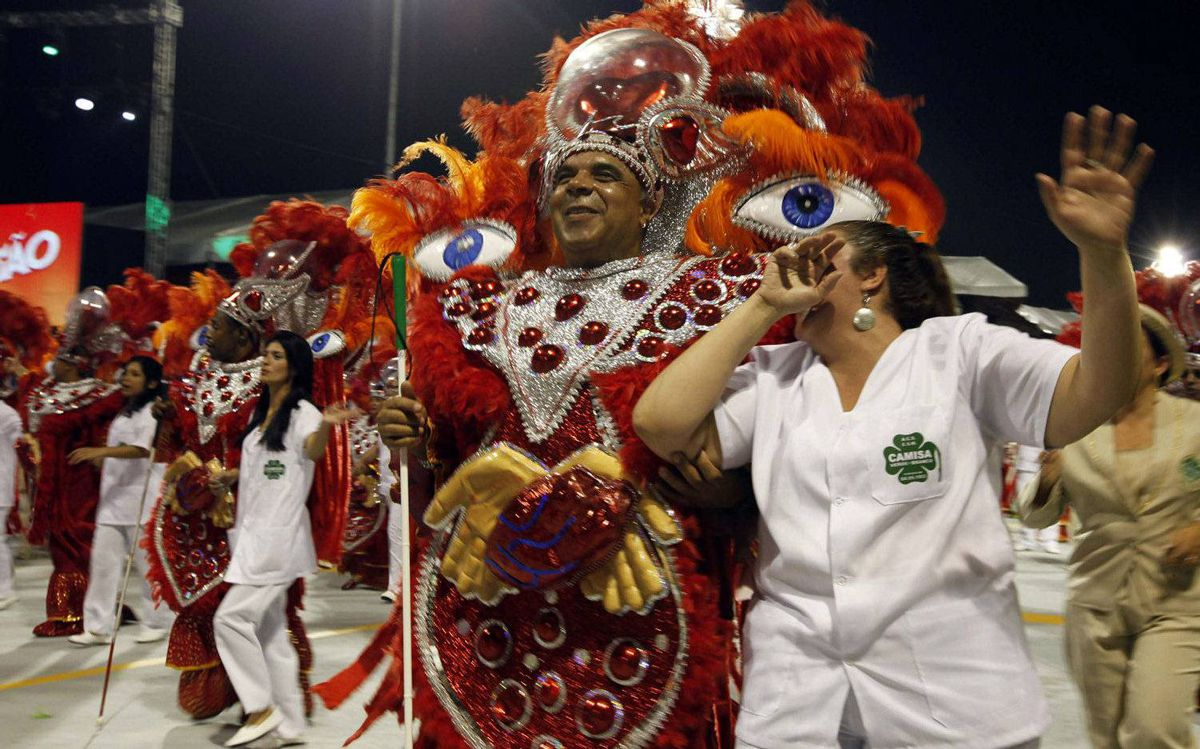 In Pictures Sex And Samba Take Centre Stage As Carnival -1215