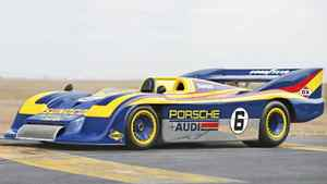 1973 Porsche 917 Canam Spyder from the Drendel Collection.