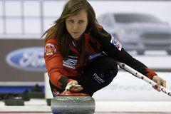 Canada's Homan falls to Swiss in women's world curling final