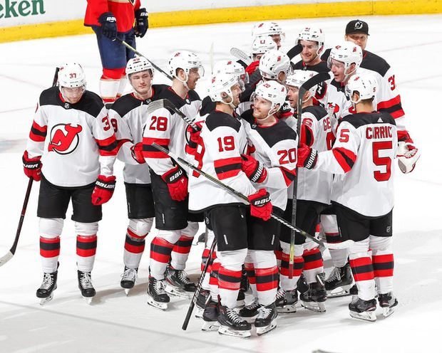 new products 1de51 aabf3 Devils to get top pick after winning NHL lottery, eyeing ...