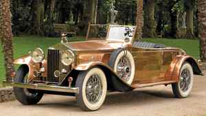 1930 Rolls Royce Phantom II Roadster