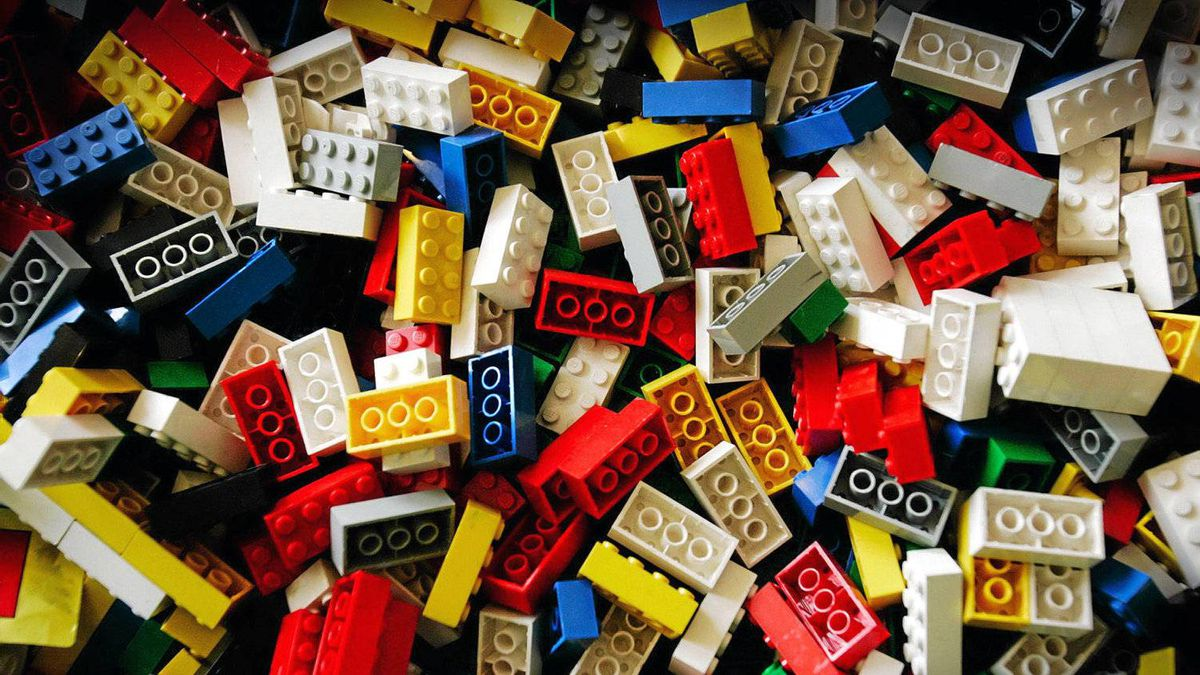 Canadian toy maker Mega Brands is challenging Lego's attempts to use trademark laws in the United States to protects its mini-bricks, seen above, from competition.