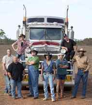 REALITY World's Toughest Trucker Discovery, 8 p.m. ET; 9 p.m. PT In the spirit of Ice Road Truckers, Deadliest Catch and countless other reality shows about brawny lads in gruelling vocations, this new series purports to find the world's top truck driver. Each episode pits truckers from all over the world – including the U.S., Scotland, Sri Lanka and, yes, Canada – taking on a harrowing three-day challenge in some far-flung destination. Tonight's series opener was filmed in Australia and follows the truckers racing against the clock to transport wild cattle right across the Outback. Along the way, they encounter flat tires, overheated engines, dust clouds and open river crossings. G'day, mates!