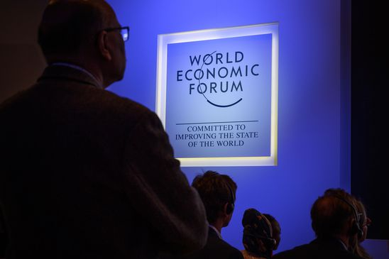 Membership in the Davos billionaires' club now comes with a stigma